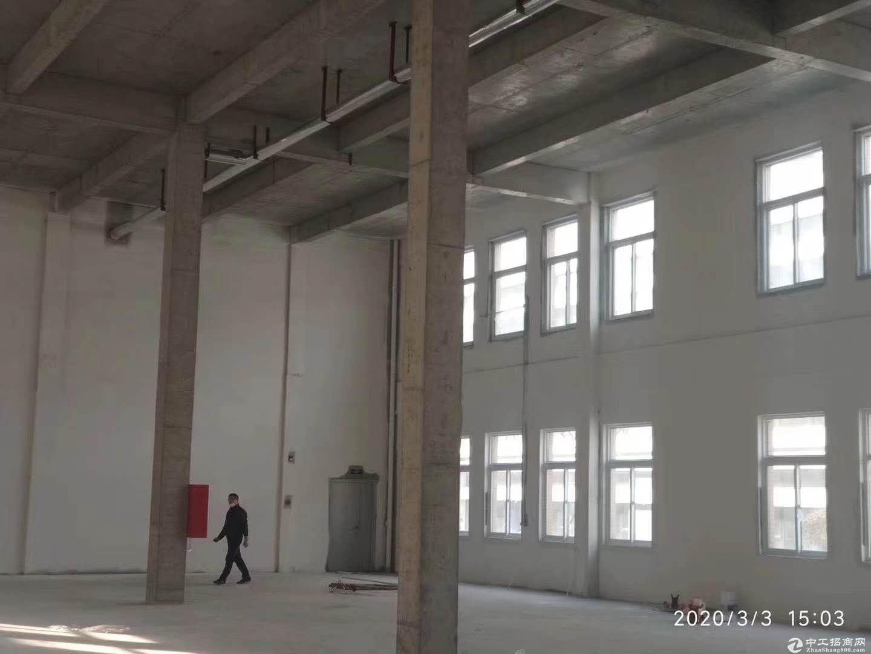 青岛胶州产业新区大产权标准厂房出售,双证齐全,可按揭图片1
