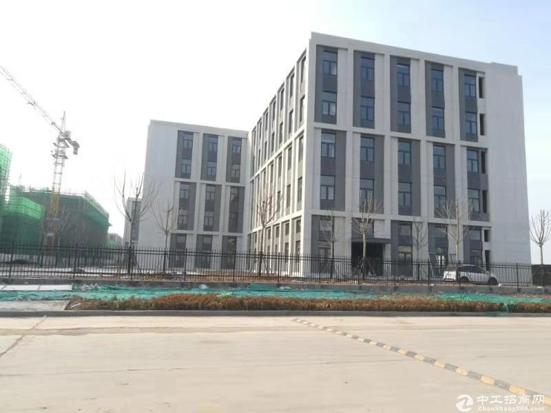 青岛胶州产业新区大产权标准厂房出售,双证齐全,可按揭图片4