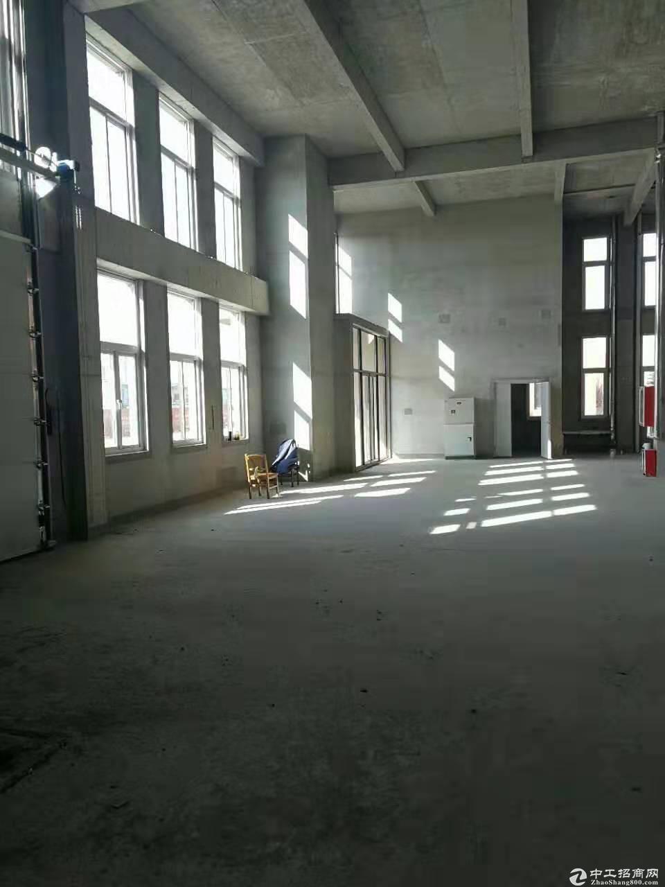 青岛胶州产业新区大产权标准厂房出售,双证齐全,可按揭图片5