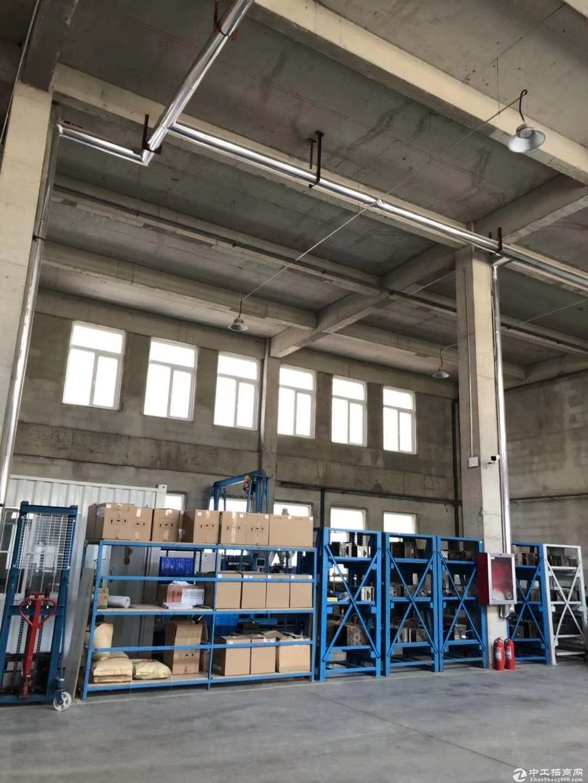 青岛胶州产业新区大产权标准厂房出售,双证齐全,可按揭图片9