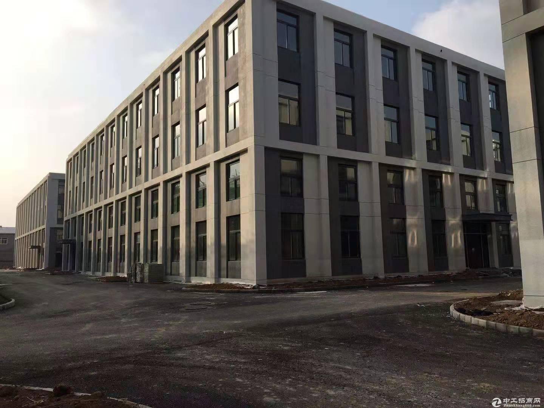 青岛胶州产业新区大产权标准厂房出售,双证齐全,可按揭图片8