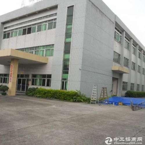 昌东工业园3000平米厂房仓库出租