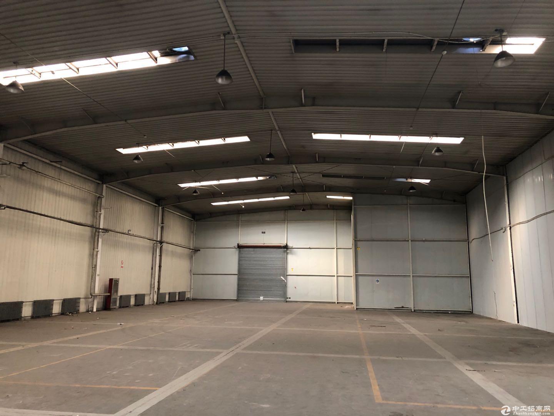 快点我 通州大兴 单层8m 大物流门 加工厂房 可生产环评图片3