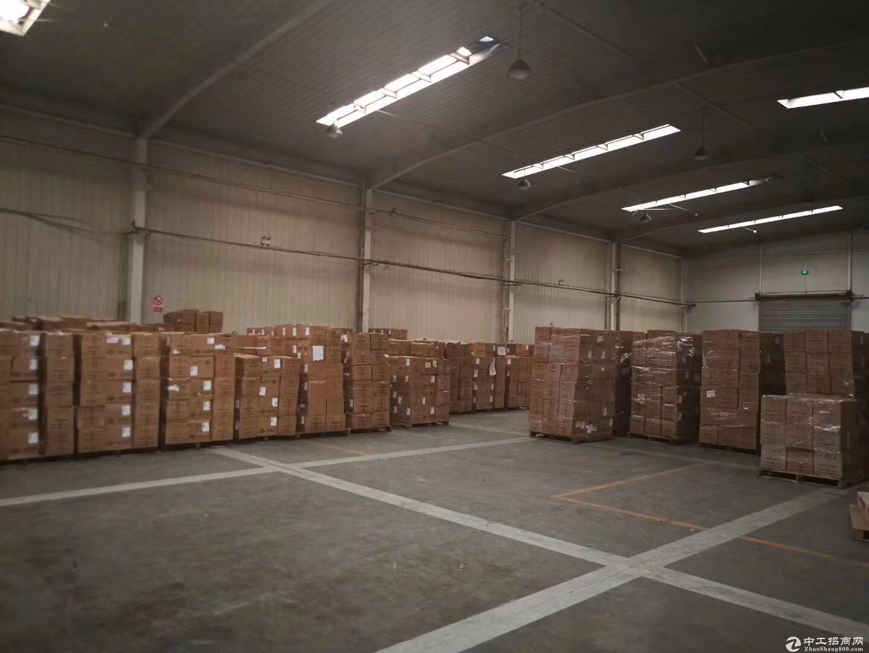 快点我 通州大兴 单层8m 大物流门 加工厂房 可生产环评