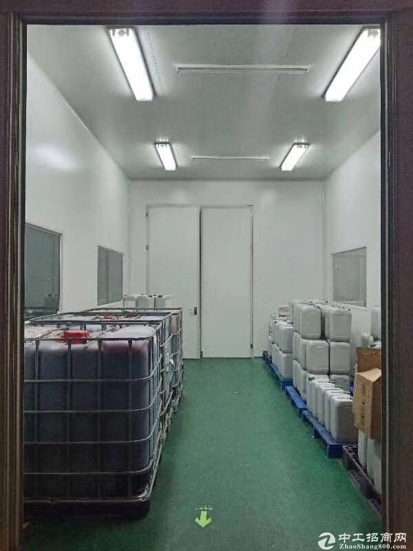 快点我 通州大兴 单层8m 大物流门 加工厂房 可生产环评图片6