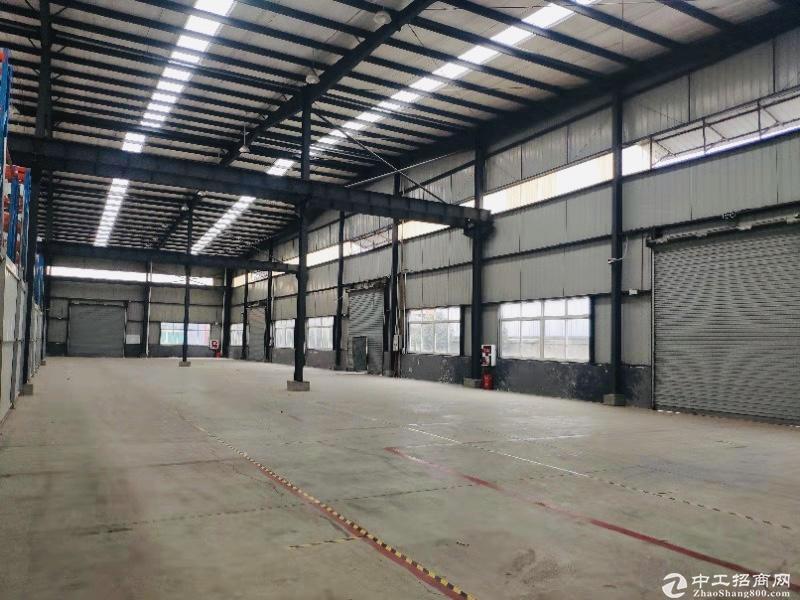 青白江工业园7000平米厂房出租可分租