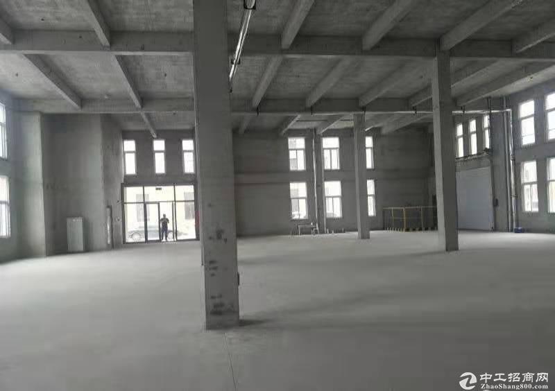 胶州上合自贸区大产权全新厂房出售,双证齐全,可按揭