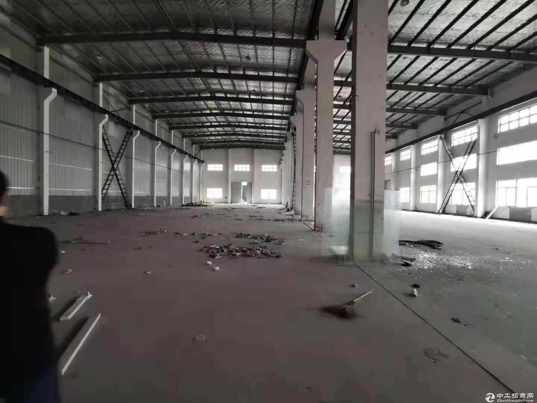 松江产业园 独栋出售 高7.5米 2吨 全票交易 交通便利