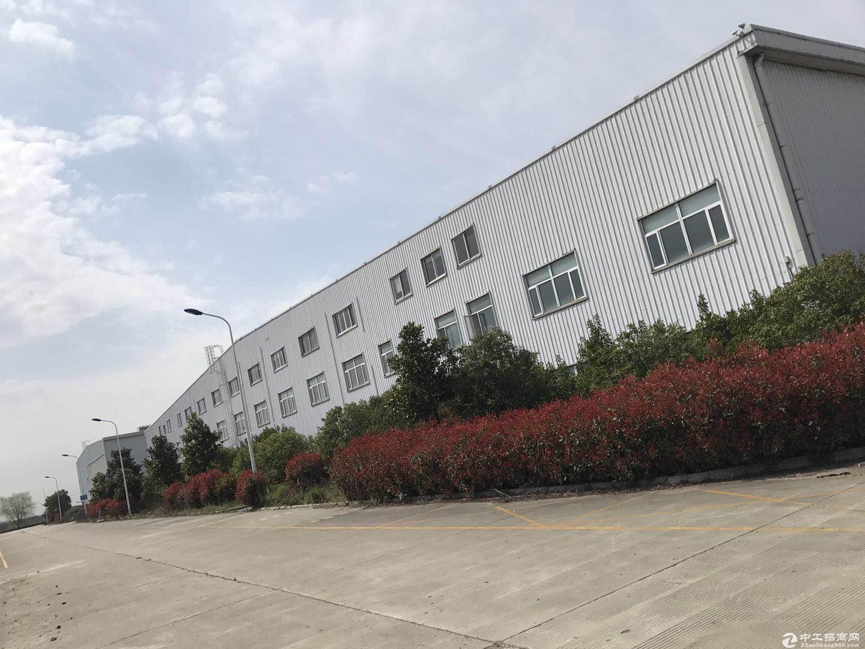 昆山城南-适合大型汽车装配、设备生产、仓储