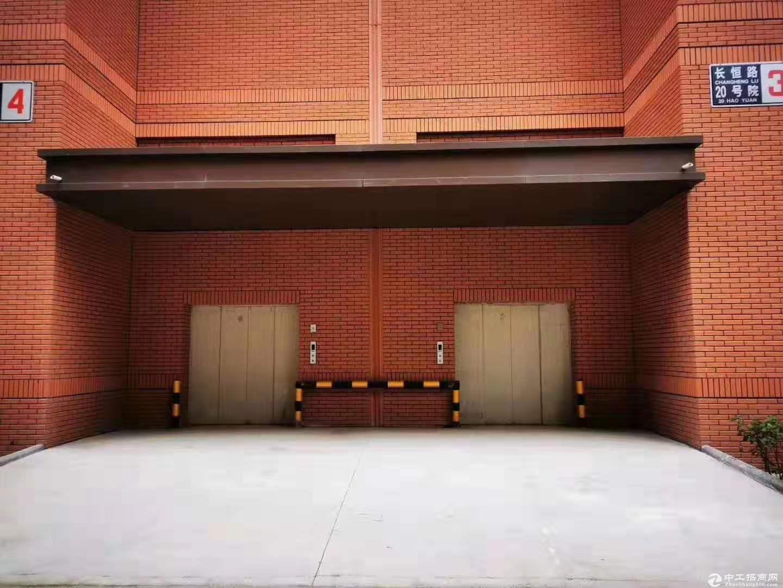 正规园区 多层框架厂房 生产研发 组装检测 展厅仓储等可分租图片9