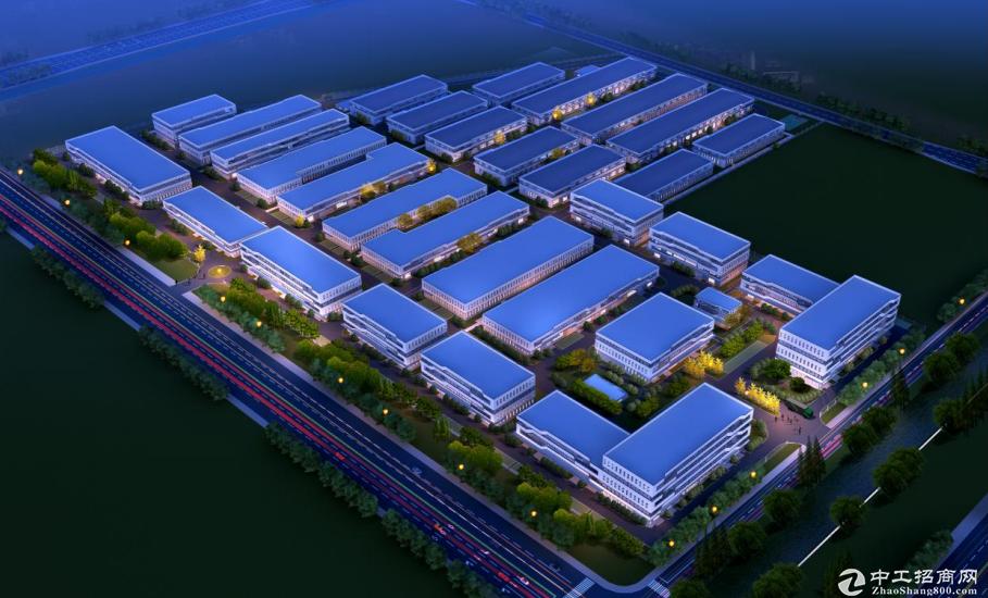 江苏稀缺*单层钢结构厂房(50年独立产权)