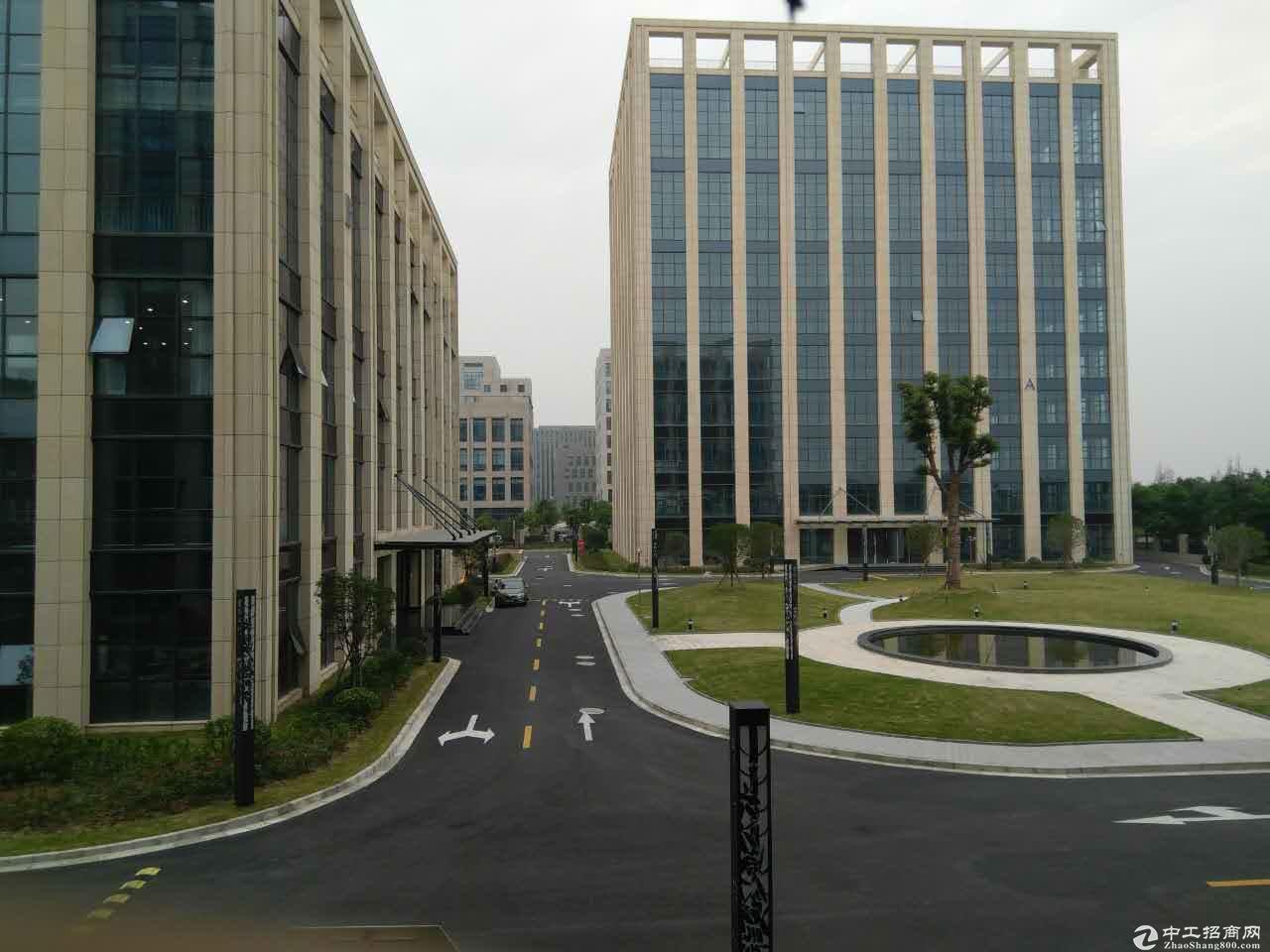 闵行浦江总部办公厂房大小面积出租