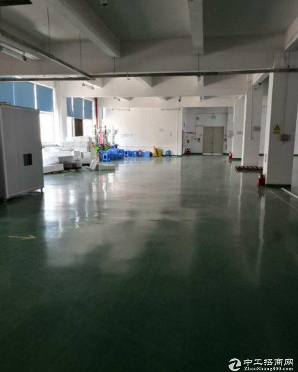 群富工业区一楼标准700方厂房,可环评
