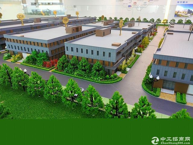 天津地区的工业园区 50年大产权 可办环评图片1