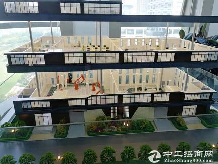 天津地区的工业园区 50年大产权 可办环评图片2