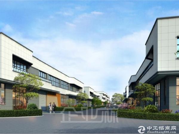 (国土50年)单层钢结构厂房(三证全)-图4