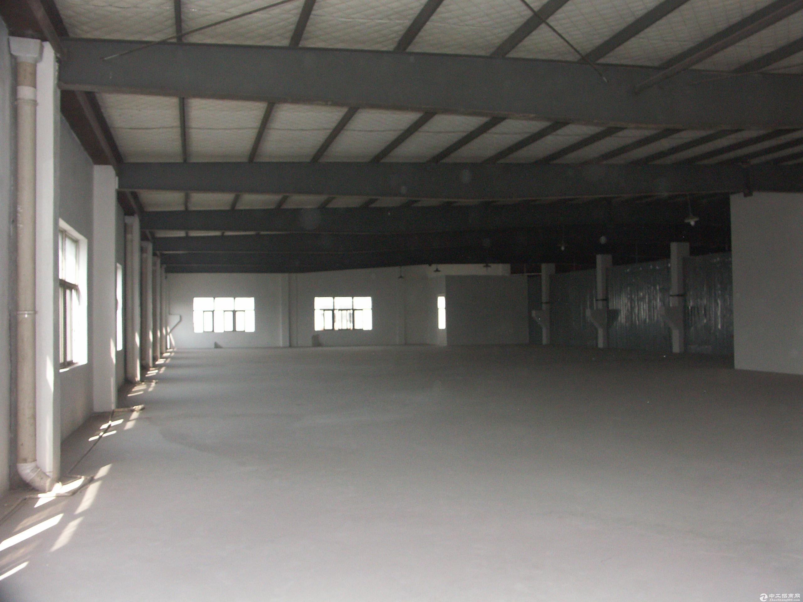 南京新港开发区二楼580平米厂库图片4