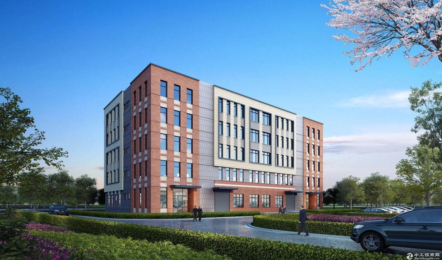 秦汉新城核心区域厂房出售,50年产权低首付图片4