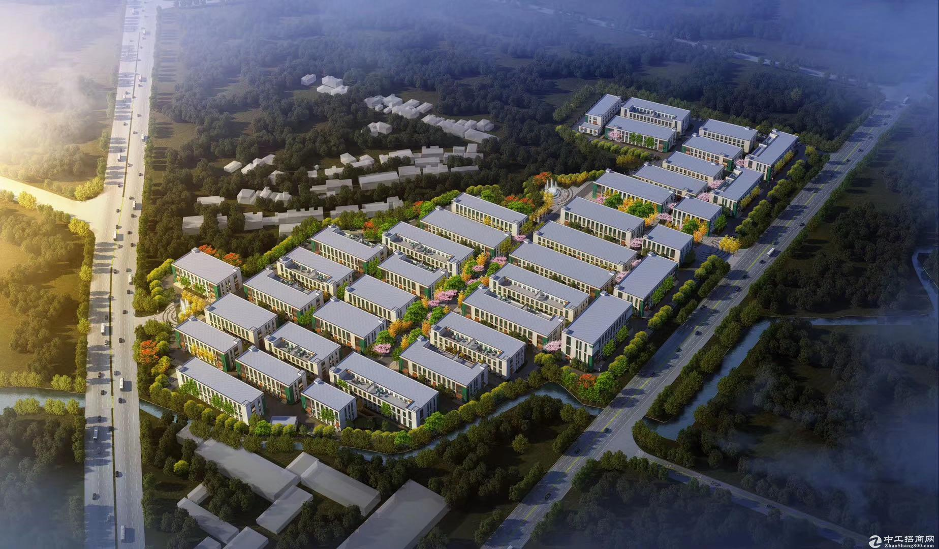 全新正规园区(雅创高科产业园)可按揭的厂房