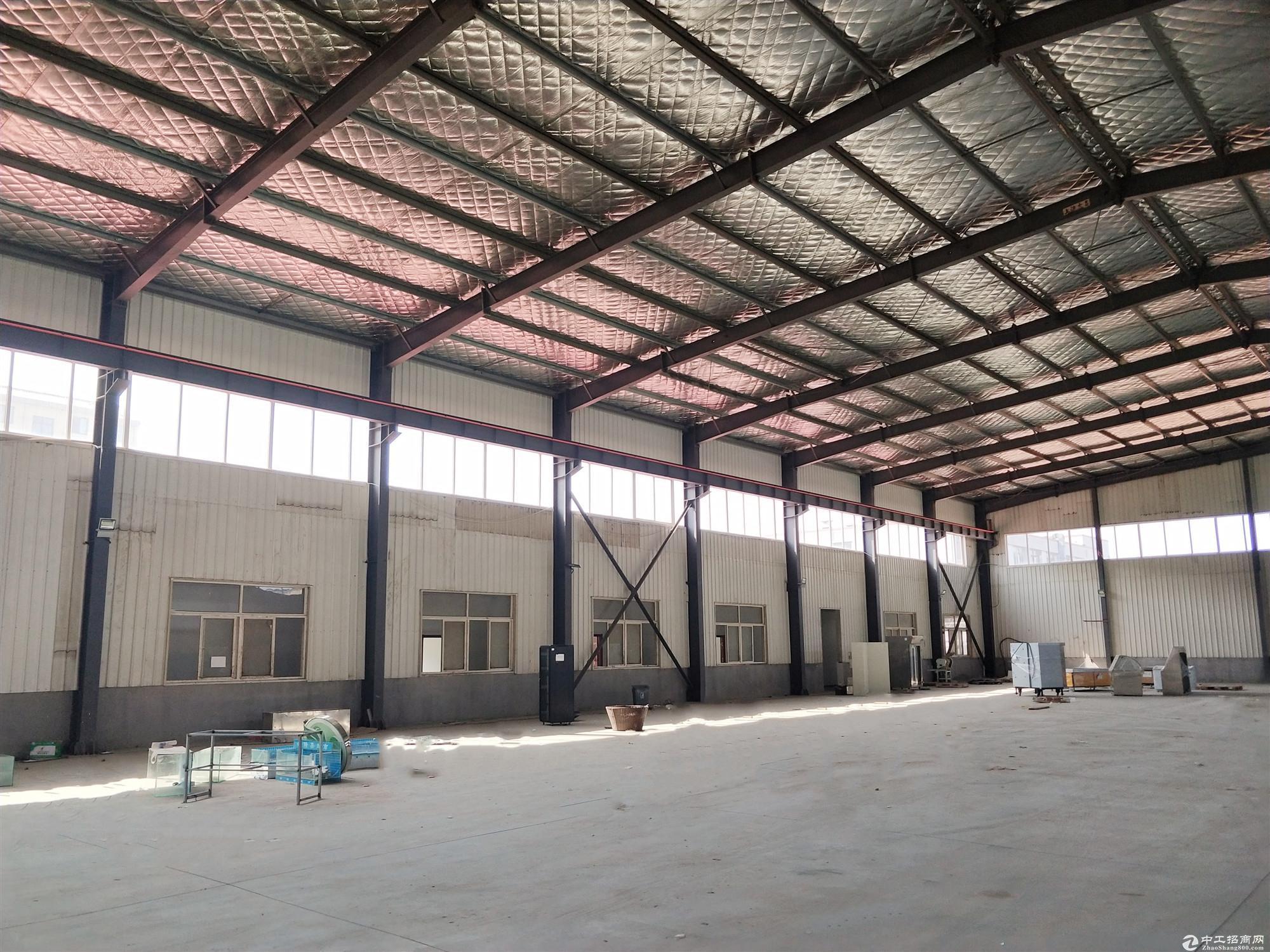 青岛即墨5000平米仓库出租,可分租,紧临高速和物流园图片2