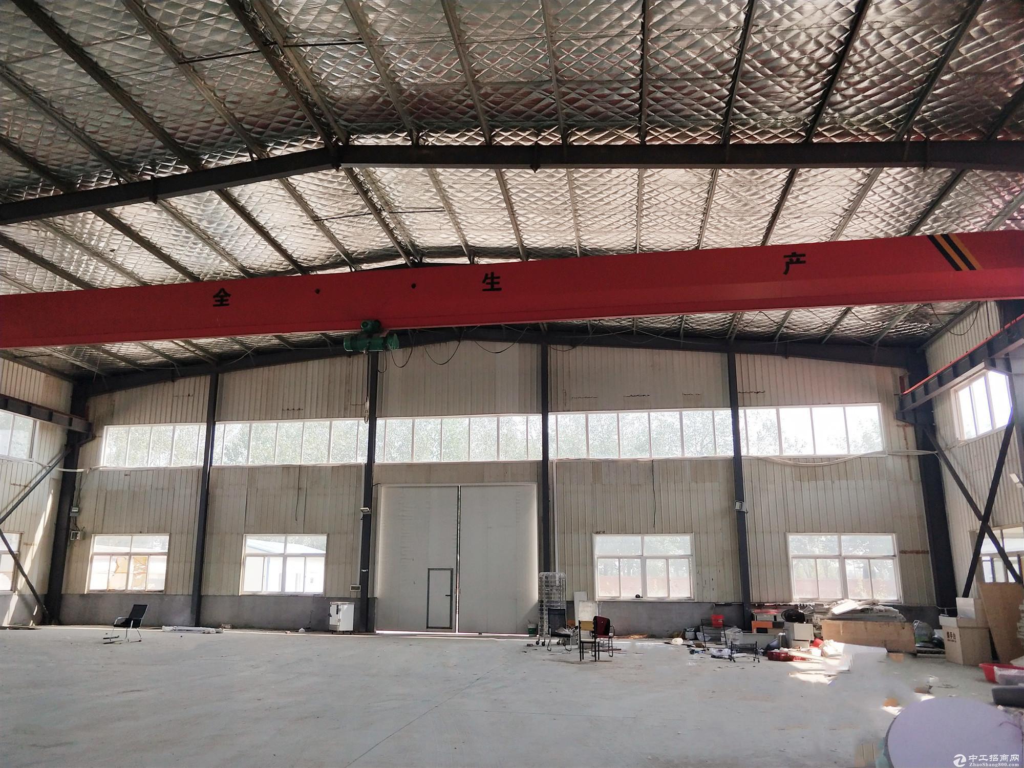 青岛即墨5000平米仓库出租,可分租,紧临高速和物流园图片3