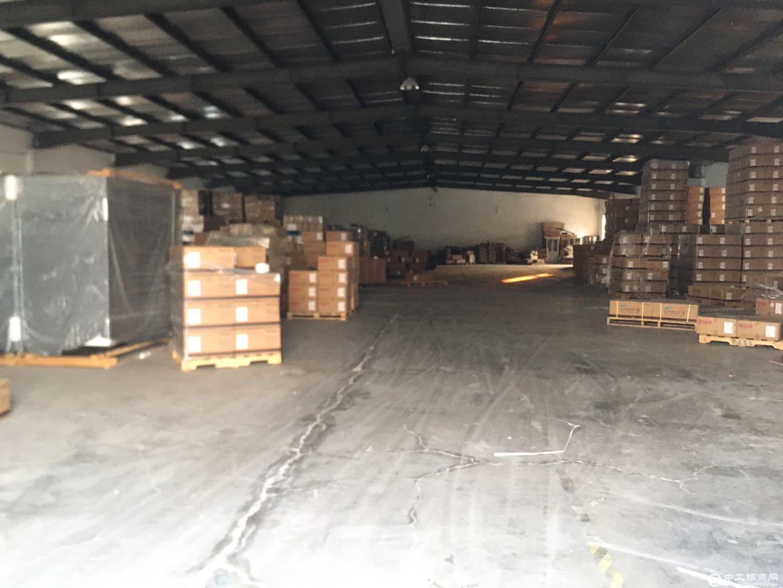 青岛即墨5000平米仓库出租,可分租,紧临高速和物流园图片7