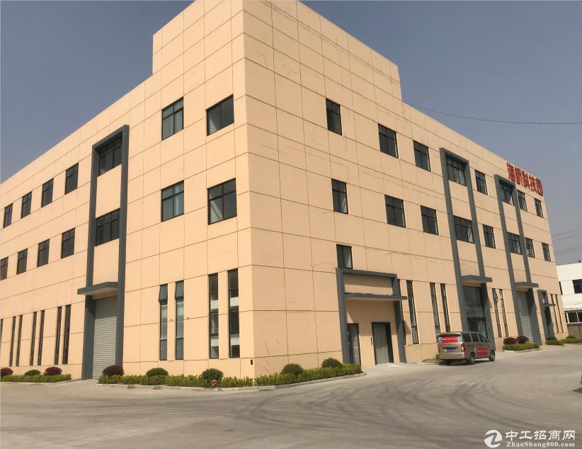 常州市经济技术开发区海桥科技园全新厂房出租图片2