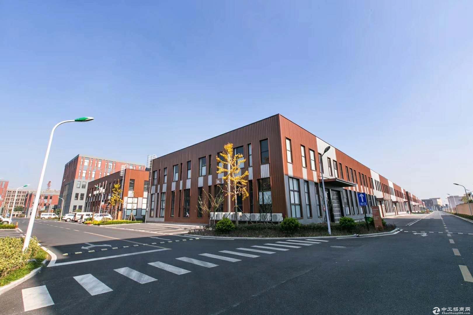 慈溪标准厂房出售 独栋两层三层 50年产权可按揭图片7