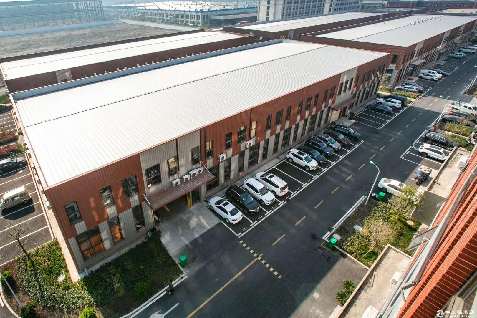 慈溪标准厂房出售 独栋两层三层 50年产权可按揭图片8