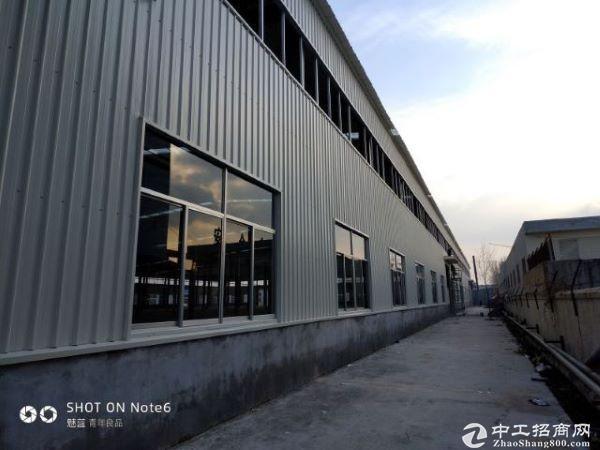 出租胶州胶北工业园土地厂房(证照齐全、可环评、可分租)图片1
