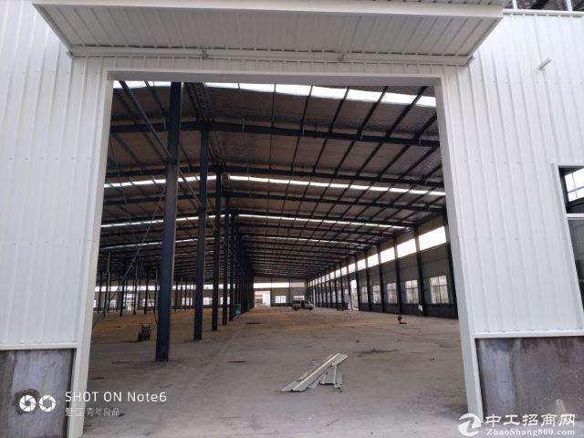 出租胶州胶北工业园土地厂房(证照齐全、可环评、可分租)图片3