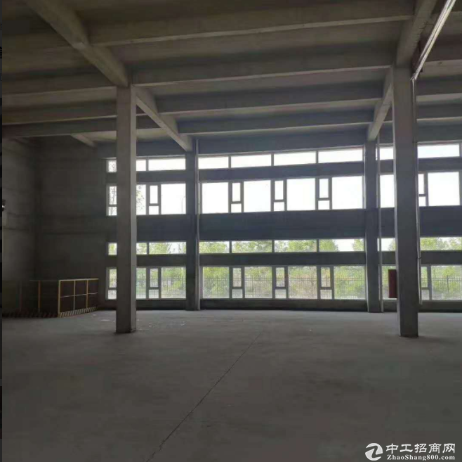 首付2成起!青岛高新区独栋厂房,7.2米层高可环评