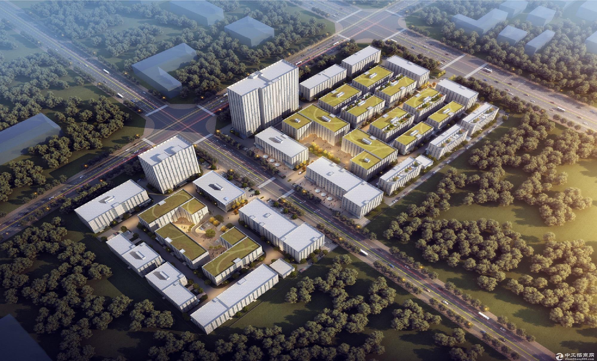 15号线地铁口】高新区CID核心  600-3000㎡厂房出售