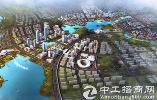 上海周边17亩土地出售 周边配套全 智能家居行业优先