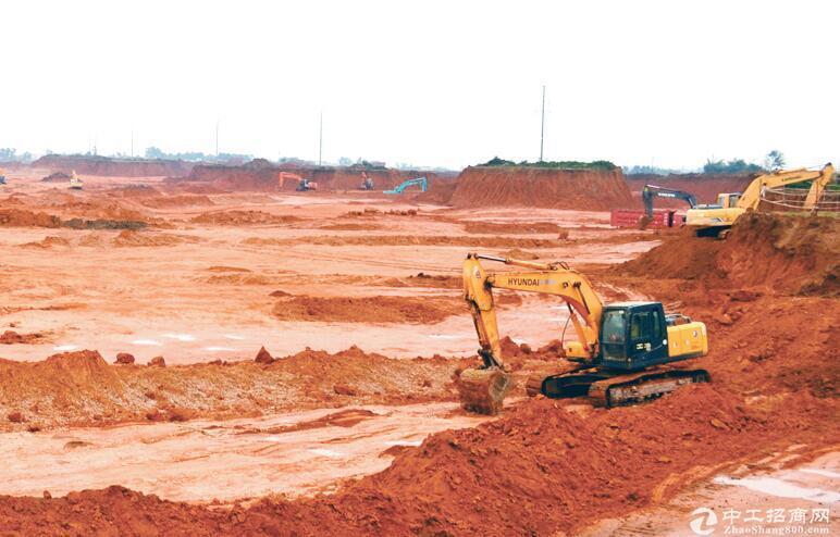 出售郑州新密工业用地30亩证件齐...