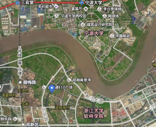 金隅18.84亿拿下宁波高新区4万方宅地 楼面价2万/平