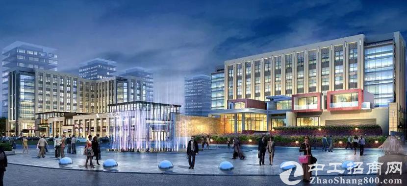 「新盘亮相」湖北武汉 · 汉仓国际新城:大型综合商务物流平台