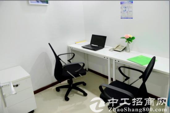 蔡屋围联合办公室出租,办公+注册,1380元起