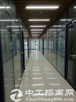 松江漕河泾精装商务楼100到1000平可分割配套全有班车