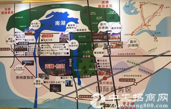 嘉兴禾峰传-奇城中心湿地公园旁精品公寓你值得拥有