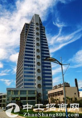 免佣金沪东金融大厦400平方2.5元天五角场全装修写字楼