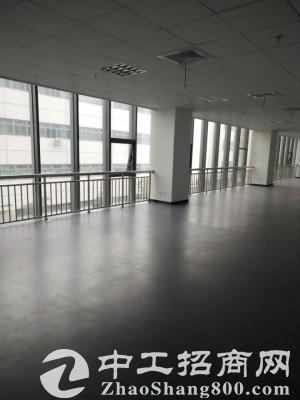 闵行小面积精装修商务楼100平起租享受市孵化器补贴