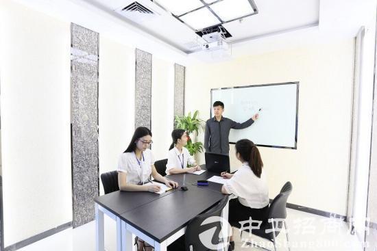 华强北电子世界联合办公室合租,非中介