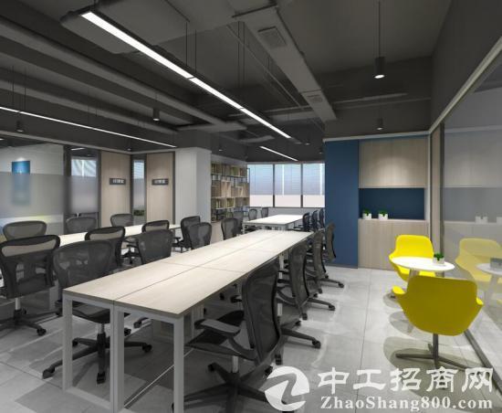 天河业主直租写字楼可短租办公室正规备案可开户可注册