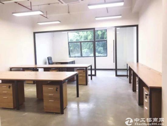 地铁口物业招租西丽大沙河派工场全新办公室