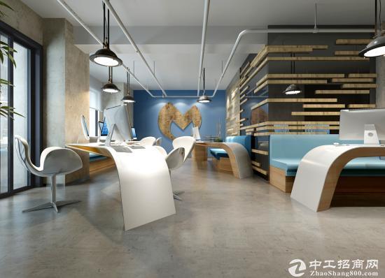 深圳湾孵化器,创客空间办公室出租,交通方便