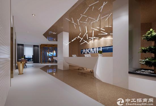 深圳湾孵化器,创客空间办公室出租 ,交通方便