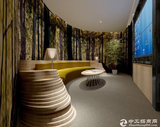 业主直租 免佣服务费 深圳湾科技生态园 豪装修 近地铁口