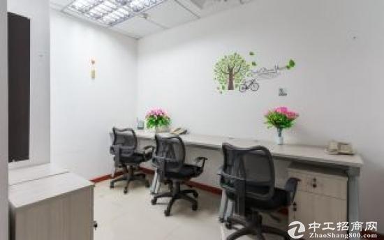 南山花园城创客空间美年广场工作室会议室写字楼全新精装直租