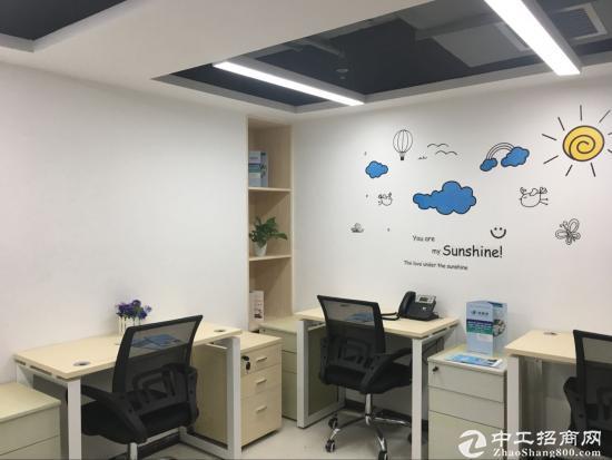 1280元配前台会议室深圳小型服务式办公室出租